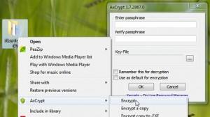 Alte metode de criptare utilizate - AxCript