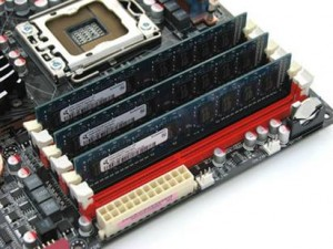 Arhitectura de realizare a memoriilor RAM - Triple-channel