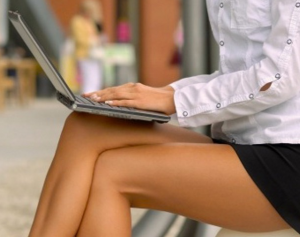 Boala laptopului - Toasted Skin Syndrome