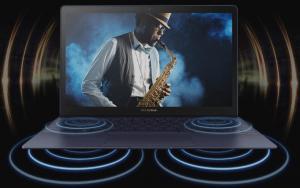 Cel mai performant laptop din lume - Asus Zenbook 3 - sunet de exceptie