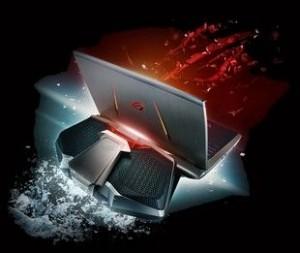 Cel mai scump laptop de pe piata - ASUS ROG GX700