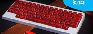 Cele mai bune si scumpe tastaturi - Happy Hacking Keyboard HP Japan