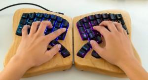 Cele mai bune si scumpe tastaturi - Tastatura Keyboardio