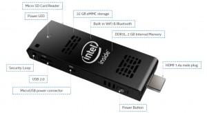 Computerul de maine - Intel Compute Stick
