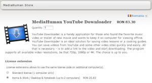 Cum sa descarci muzica din Youtube - MediaHuman