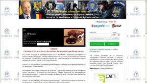 Evitarea infectarii cu ransomware - Virusul Politia Romana
