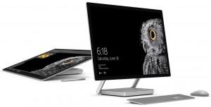 O noutate absoluta anuntata de Microsoft - Surface Studio PC