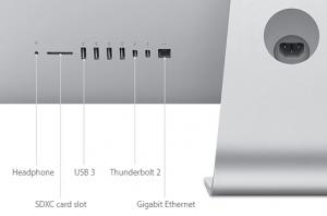 Sisteme AiO produse de Apple - Conectica