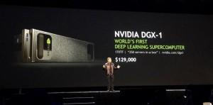 Supercomputerul inteligent Nvidia DGX1